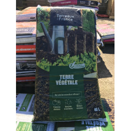 Sac de terre végétale 40L